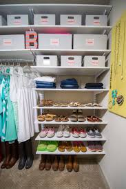 3 simple ways to upgrade closets and save money organized living
