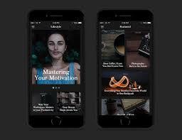 layout magazine app 598 best mobile tablet ui ux images on pinterest user interface