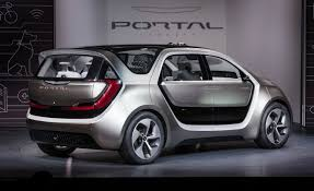 chrysler fca us debuts chrysler portal concept at ces 2017 next generation