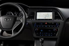 hyundai tucson navigation hyundai out with android auto last rites for in dash gps