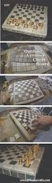 Cool Chess Boards by Best 20 Diy Chess Set Ideas On Pinterest Chess Sets Chess