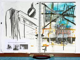 Art Portfolio Design Portfolio And Interview Guidelines Arts University Bournemouth