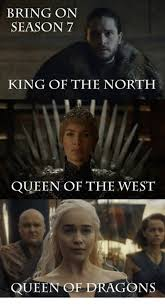 King And Queen Memes - 25 best memes about king of the north king of the north memes