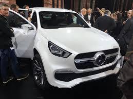 mercedes jeep 2016 white mercedes reveals new sa bound bakkie meet the x class double cab