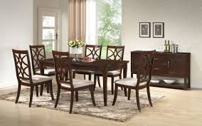 wholesale interiors baxton studio 7 piece dining set u0026 reviews