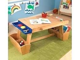 kids art table with storage activity table with storage drawing table with storage kids art