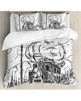 boom cyber monday sales on black and white bedding