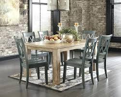 rustic rectangular dining table u2013 mitventures co