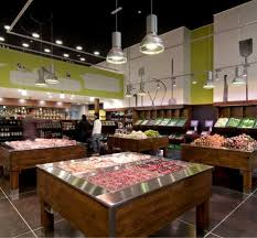 Retail Interior Design Ideas by Idea Natura Sustainable Local Food Store By Cb U0027a Sleek Design