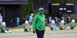 football practice report sept 19 goducks com the university