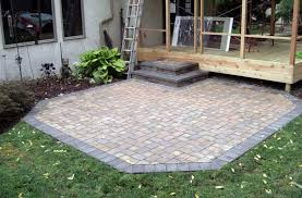 Paver Patio Paver Patios Columbus Ohio Brick Pavers Patios Patio Designs