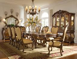 beautiful dining room decor with formal sets on excerpt