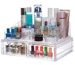 Bathroom Makeup Organizers Custom Large Cosmetic Organizer Bathroom Makeup Organizers Acrylic