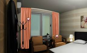 Orange And Beige Curtains Amazing Luxury Bedroom Curtains And Drapes Beige Curtain