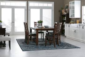 7 Piece Dining Room Set Bradford 7 Piece Dining Set W Bardstown Side Chairs Living Spaces