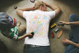 xl dad u0027s train shirt dad gift from kids play mat shirt gift
