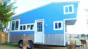 tiny modern farmhaus tiny house listing youtube