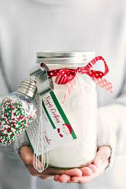 mason jar gift santa u0027s sugar cookies free printable chelsea u0027s