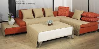 How To Measure A Sofa For A Slipcover by Amazon Com Octorose Bonded Micro Suede Quilted Sectional Sofa