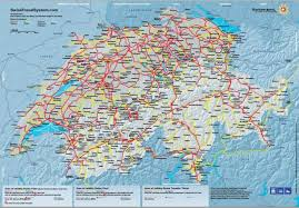 swiss map the swiss travel pass offers unlimited travel on and boat