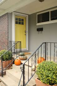 Blue House Yellow Door 21 Best Exterior Paint Images On Pinterest Exterior House Colors