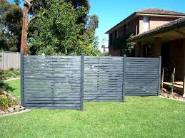 Backyard Privacy Screens by Popular Of Privacy Screen Ideas For Backyard Outdoor Privacy