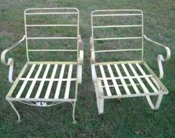 Patio Lawn Chairs 1960s Lawn Chairs Etsy