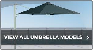Umbrellas For Patios by A Premium Range Of Patio Umbrellas Shadowspec