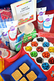 cing birthday party lego inspired birthday desserts table party ideas dessert