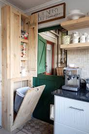 kitchen cabinets from pallet wood diy pallet wood pantry cupboard sawdust and high heels