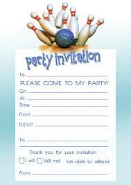cosmic bowling birthday party invitations tags bowling birthday