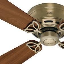 Craftmade Olivier Ceiling Fan Low Profile Ceiling Fan Fan Kittdell Fans Home Depot Within 79