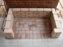 creative building brick fireplace luxury home design amazing