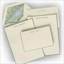 personalized stationery set quality personalized letter writing stationery sets