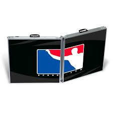 Beer Pong Table Size Beer Pong Table Bpong Logo Black Tabla01 8ft Bpong