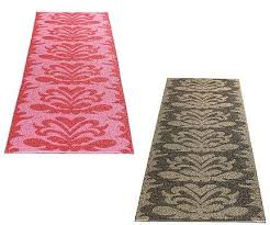 Swedish Plastic Woven Rugs Pappelina U0027s Plastic Woven Rugs Apartment Therapy