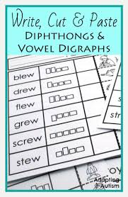 Special Education Worksheets Best 20 Cut And Paste Worksheets Ideas On Pinterest Number