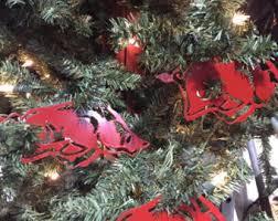 razorback ornament etsy