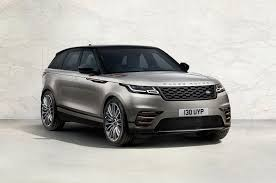 range rover front first look 2018 range rover velar automobile magazine