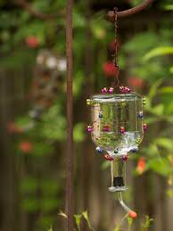 upcycle a tequila bottle into a hummingbird feeder how tos diy