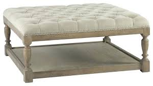 Padded Ottoman Padded Ottoman Coffee Table Coffee Table Shop Leather Ottoman With