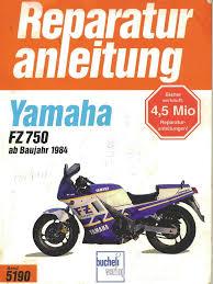 service manual yamaha fz 750