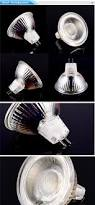 high lumen cree cob gu10 mr16 220v 240v 12v gu5 3 led spot light