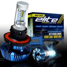 Cyron Led Light Strips by Elite Series Led Headlight Bulb Upgrade Kit Hid Xenon For
