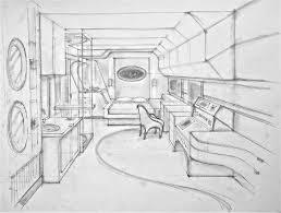 jim u0027s cabin sketch copy carl sprague production designer for