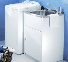 Laundry Room Utility Sink Cabinet by Articles With Laundry Utility Sink With Cabinet Tag Laundry