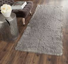 Safavieh Faux Sheepskin Rug Rug Fss235d Faux Sheep Skin Area Rugs By Safavieh