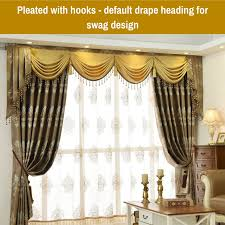 inspirational swag valances for living room architecture nice inspirational swag valances for living room