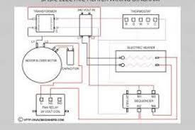 double pole line vole thermostat wiring diagram wiring diagram