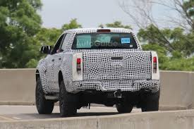 Ford Raptor Ranger - prototype may hint at upcoming ford ranger raptor autoguide com news